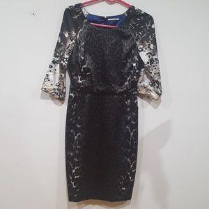 (New) Elie Tahari Day Dress, 6